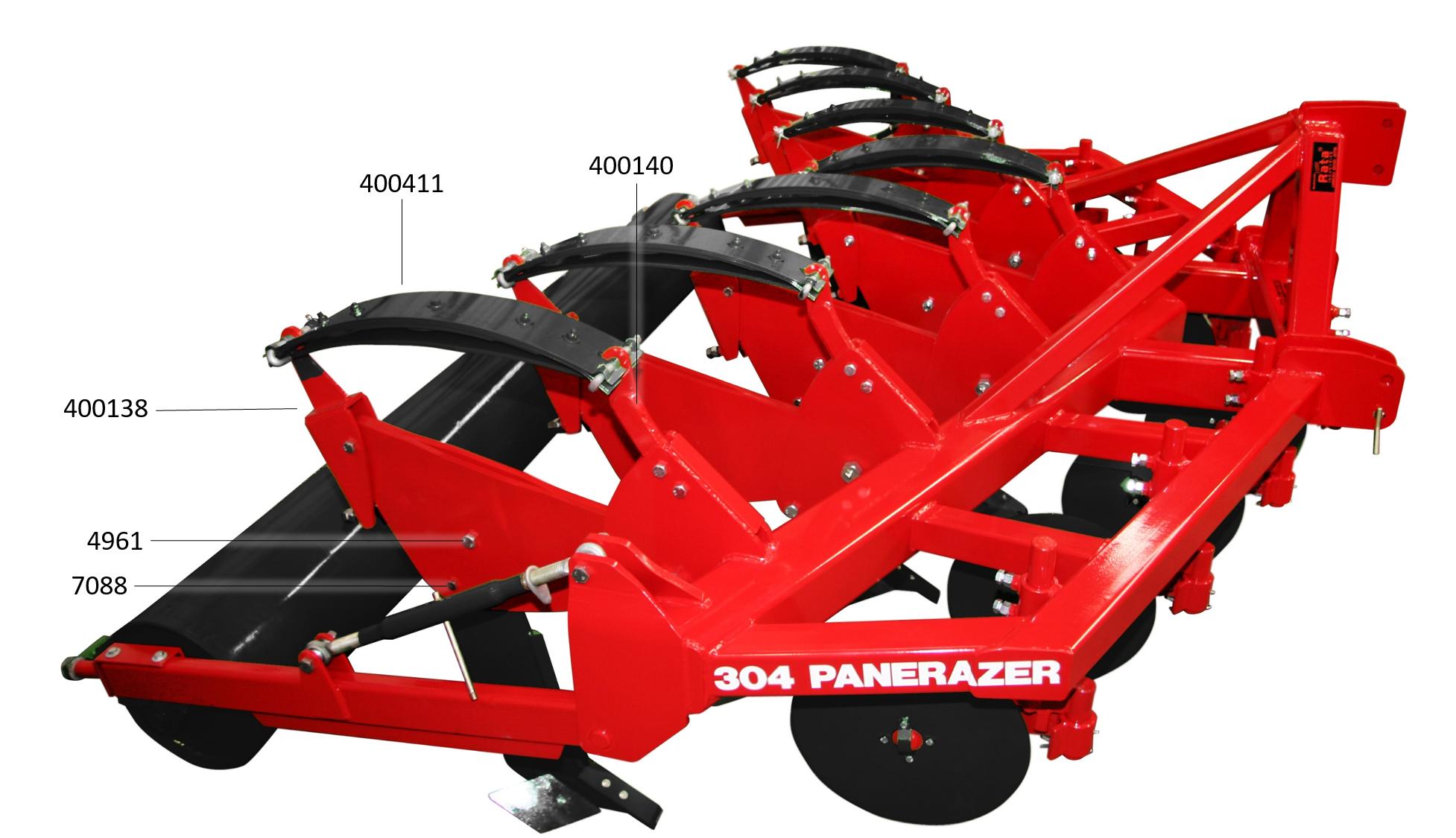 AR Pzr Parts Diagram