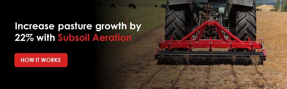 Subsoil Aeration