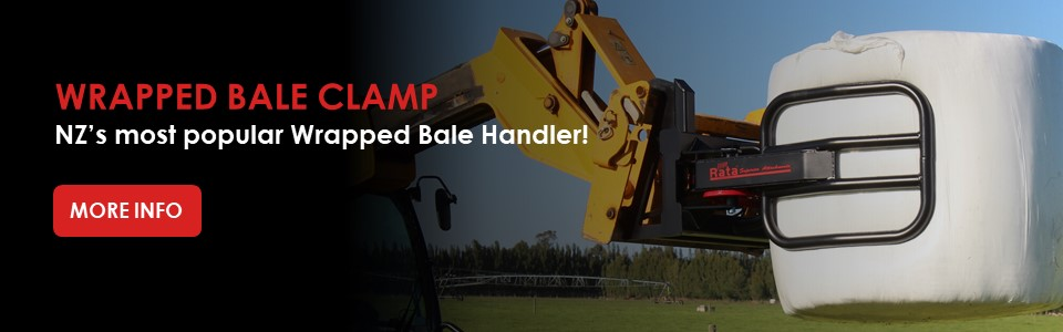 Softhands Wrapped Bale Handler