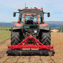 Cultivation and Aeration