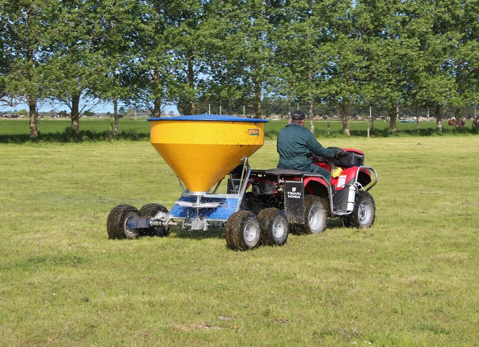 Vogal Fertiliser Spreader