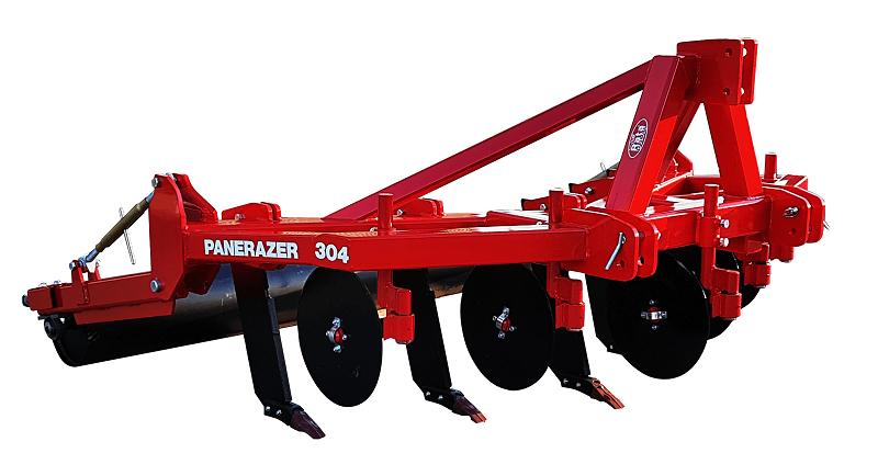 Rata 304 Panerazer Subsoiler - Aerator