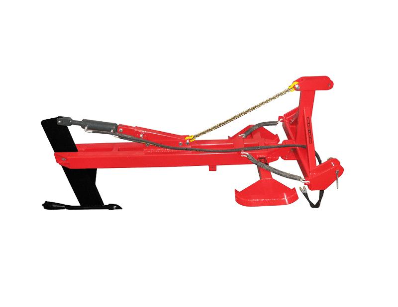 Rata Action Mole Plough - Rata Equipment - Rata Industries