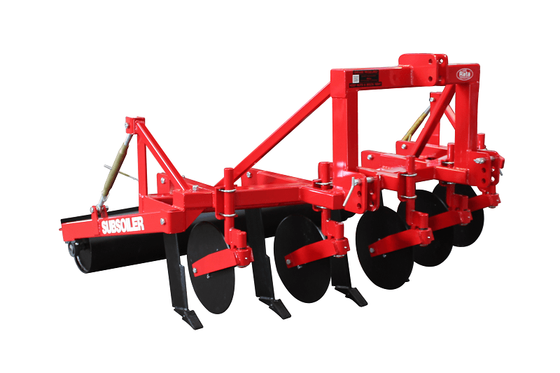 Rata Subsoiler - Rata Equipment - Rata Industries