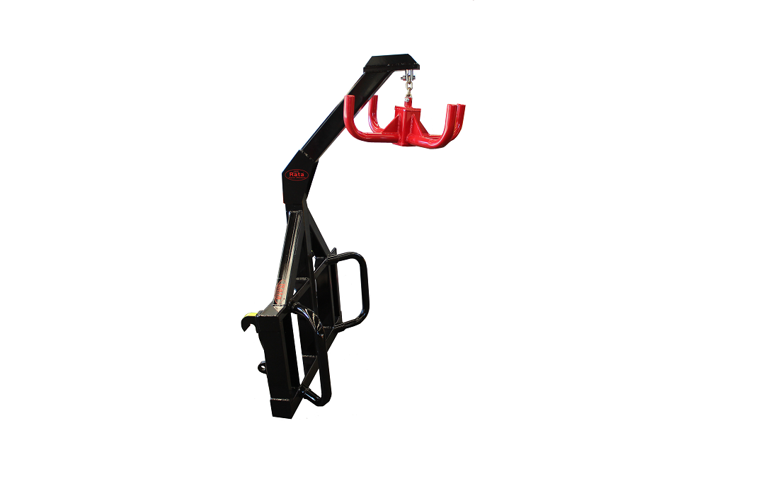 Big Bag Lifter for Tractor front end loaders