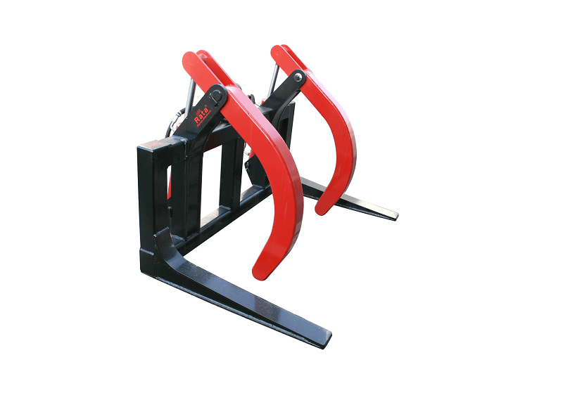 Rata Log Fork with twin hydraulic grab