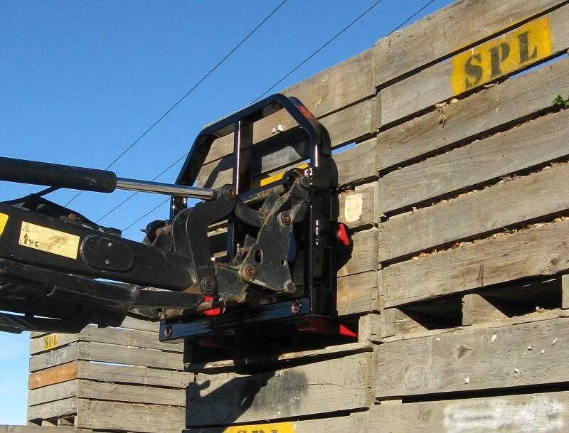 Rata Tractor Pallet Forks