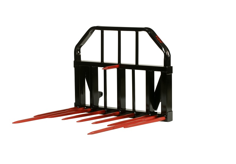 Silage Bale Combo Fork