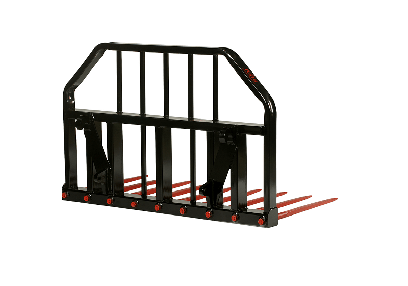 Rata Silage fork for grass silage and stack making