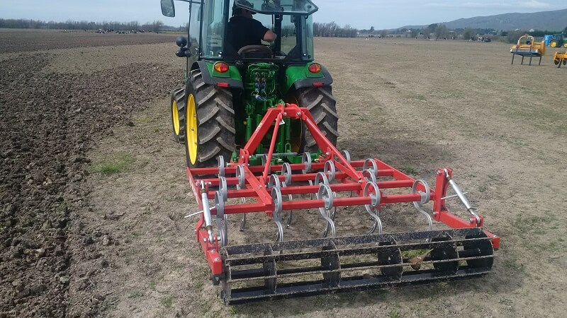 Vineyard Spec Rata 920 Maxitill