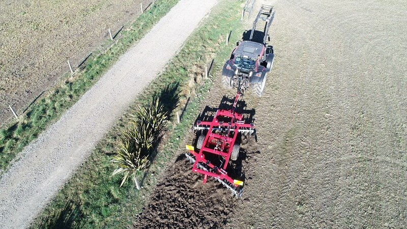 Rata Offset Plough Discs from above