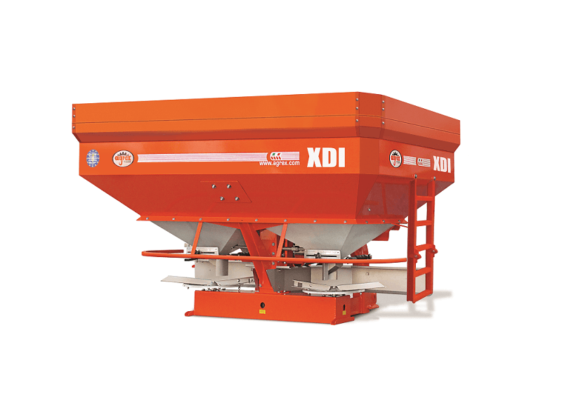 Agrex XDI fertilizer spreader