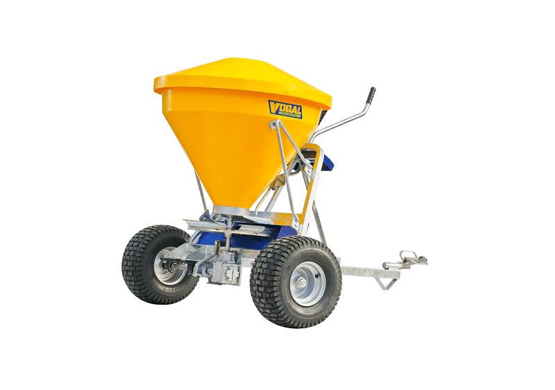 Vogal EX240 fertiliser spreader - Rata Equipment - Rata Industries