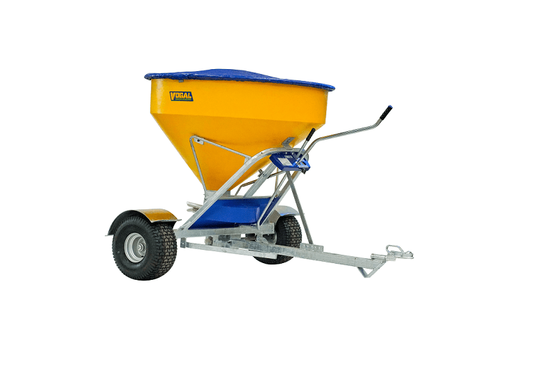 Vogal EX750 fertiliser spreader for atv's and utv's