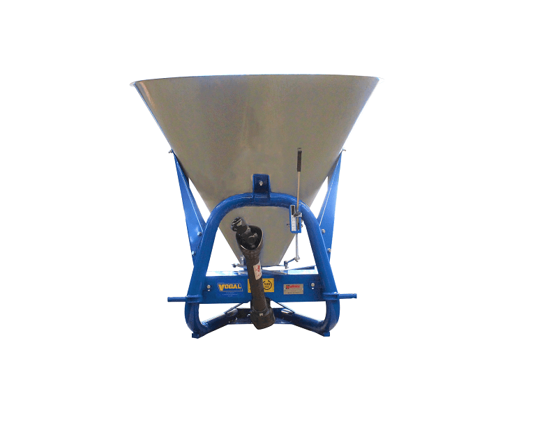 Vogal Eco-Spreader for Urea and fine lime