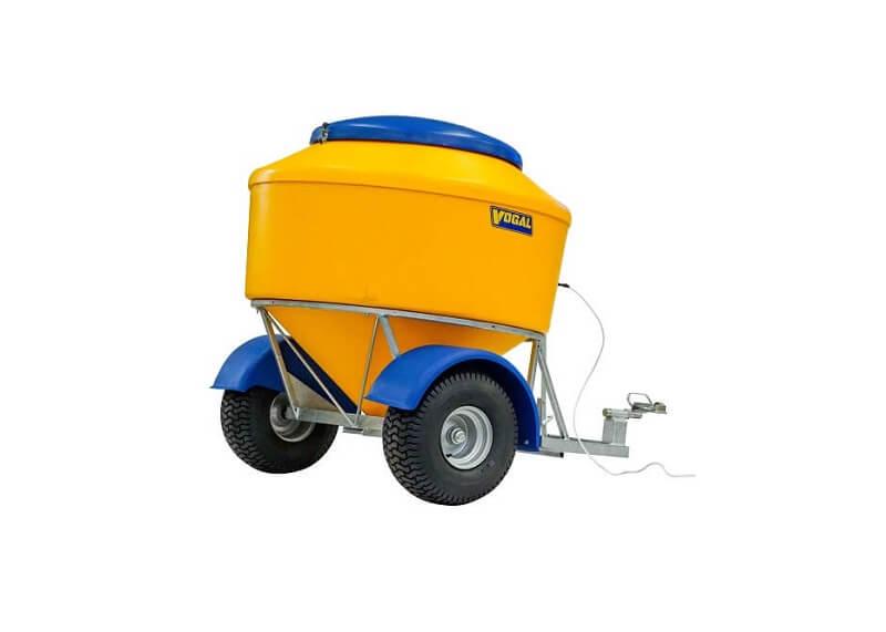 Vogal Grainmax grain feeder for atv's and quad bikes