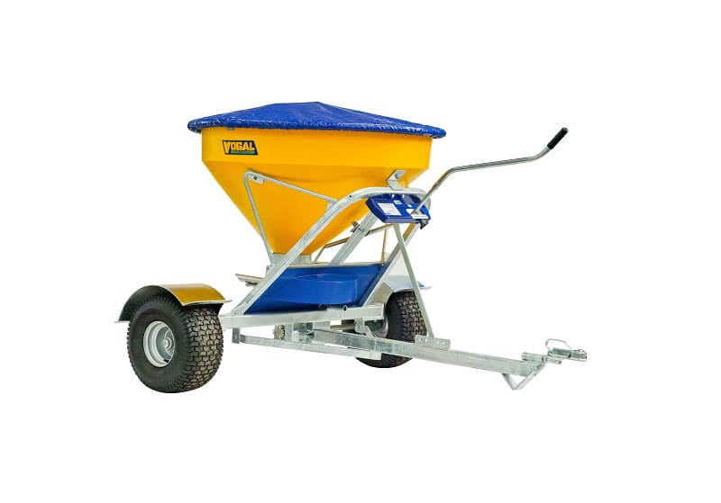 Vogal SX500 fertiliser spreader