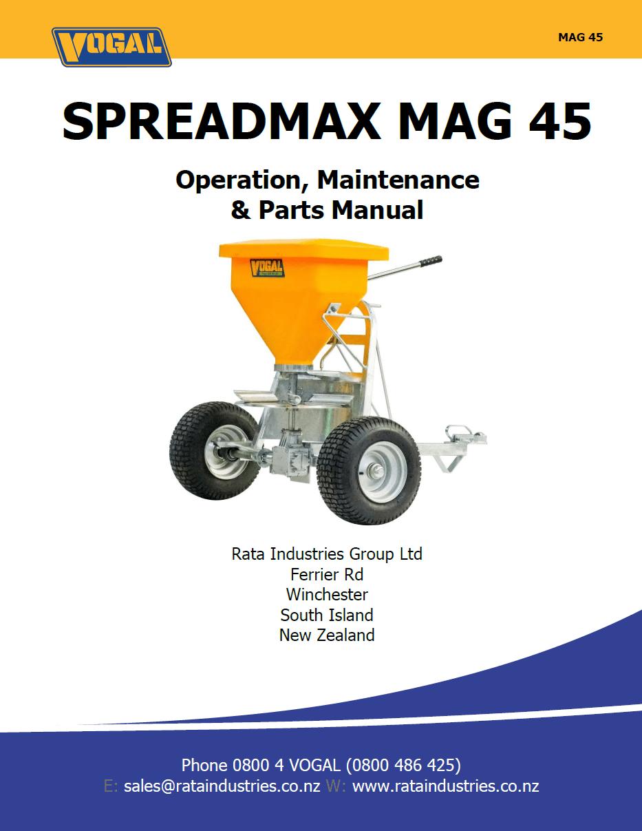 Mag Manual