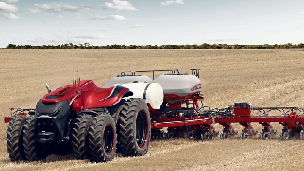 Autonomous Tractor Technology