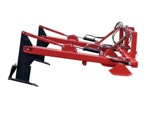 Double Mole Plough