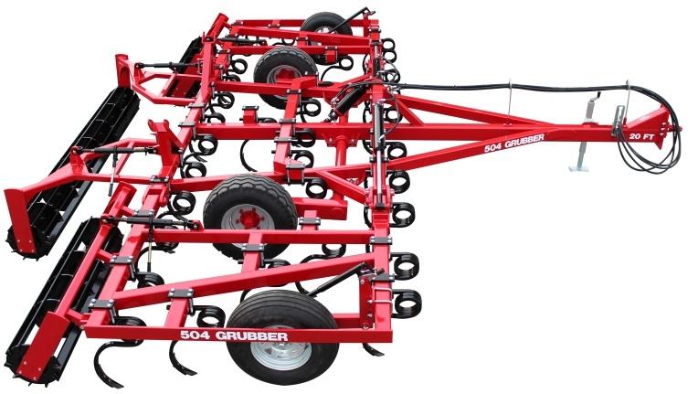 Rata 504 Grubber cultivator