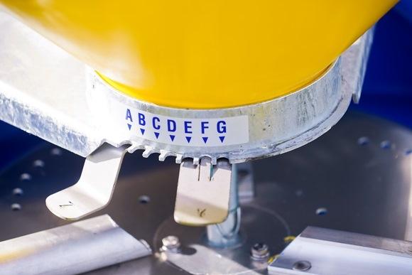 Spreadmax EX500 Fertiliser Spreader