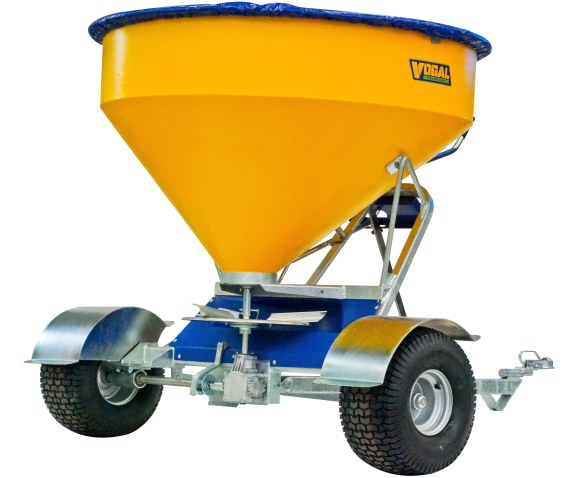 Spreadmax EX750 Fertiliser Spreader