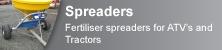 Fertiliser Spreaders