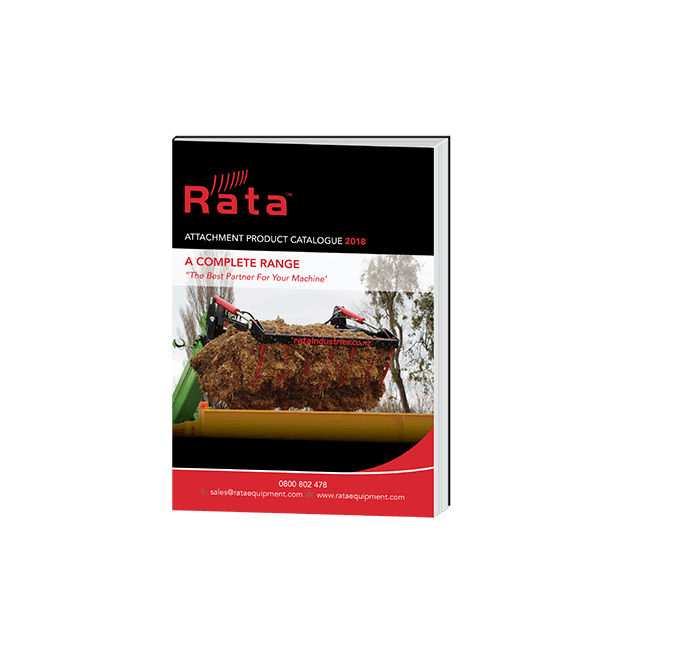 Rata front end loader attachment catalogue download
