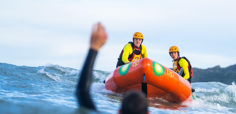 Surf Life Savers