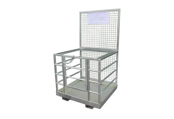18 Man Cage