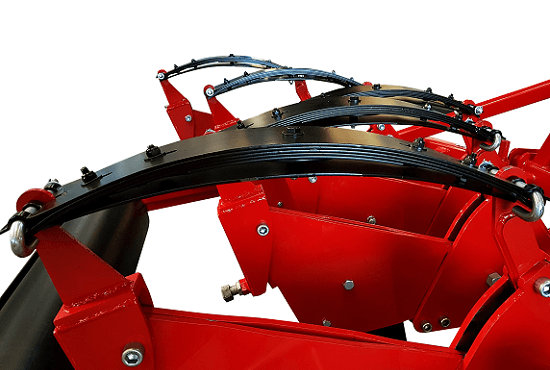 Heavy duty leaf springs for Panerazer Auto Reset
