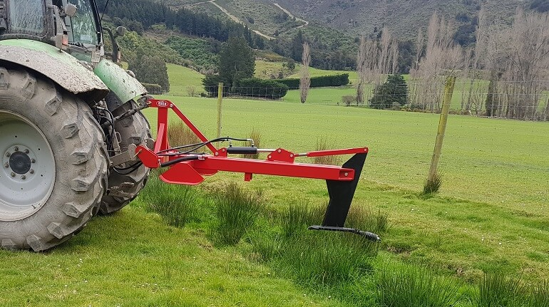 Rata Access Mole Plough