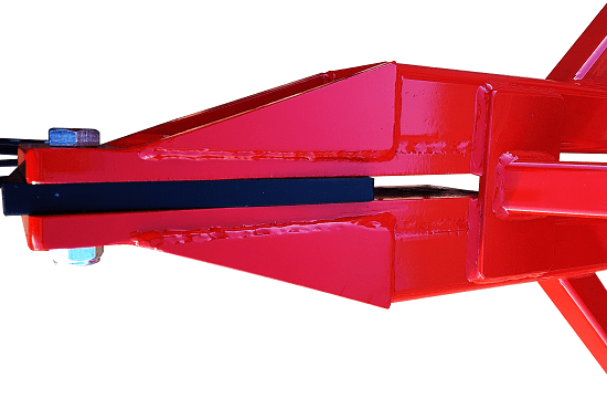 Rata Single Leg Ripper frame construction