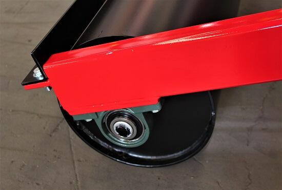 Rata Subsoiler roller bearings