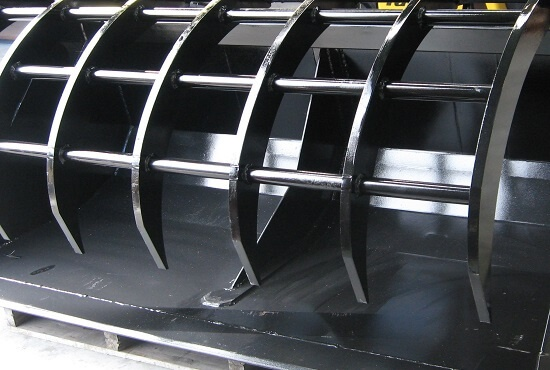 Fabricated Tines in place of Forged Tines