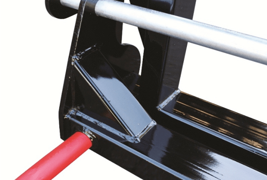 Bale Fork attachments