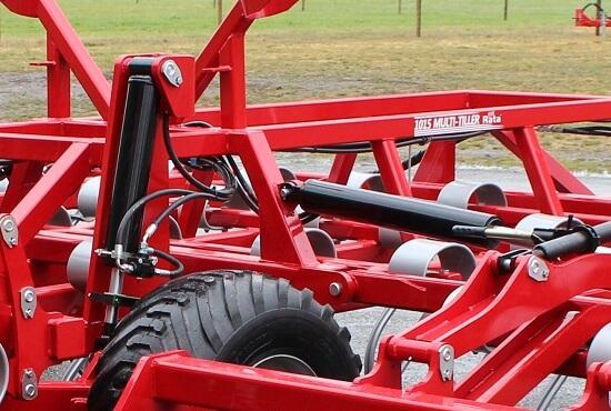Hyd Wheel & Arm Lift