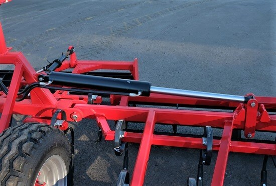 Hydraulic Cultivator Wing Lift