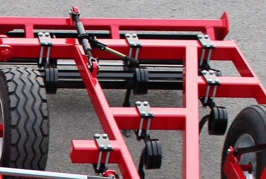 Heavy Duty frame of 504 Grubber