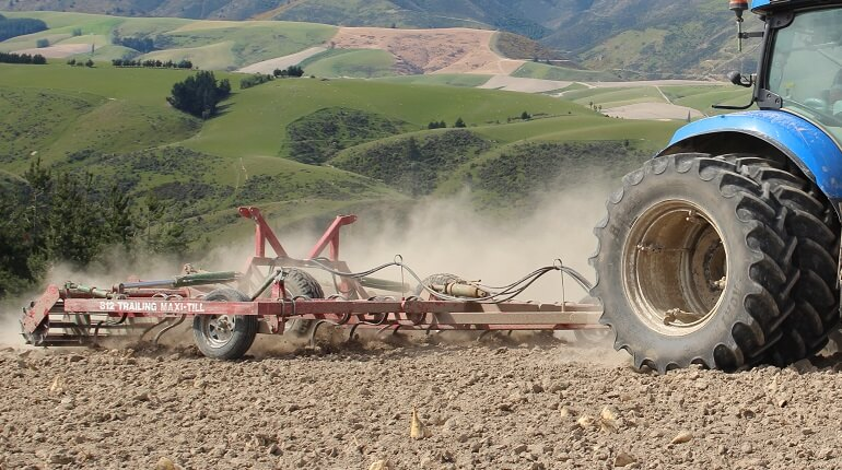 Rata 812 Trailing maxitill cultivator