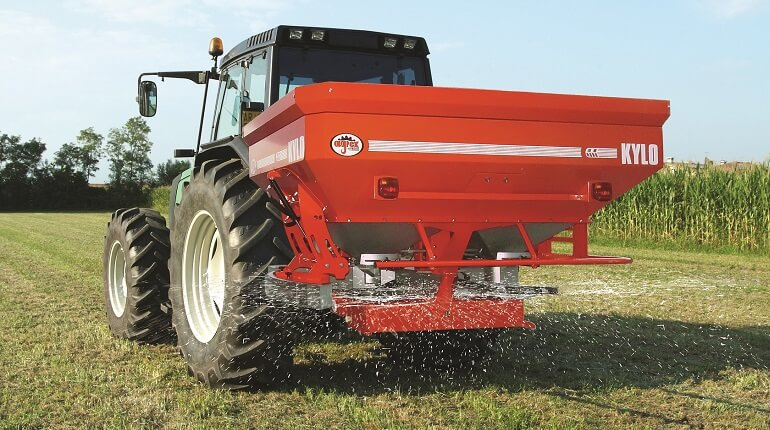Agrex Kylo bulk fertiliser spreader