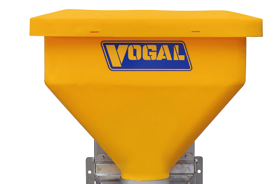 Heavy UV resistant plastic hopper of Vogal Baitmax