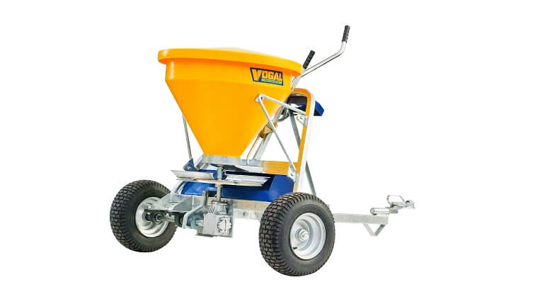 Vogal Spreadmax EX120 fertiliser spreader for quads and atv's