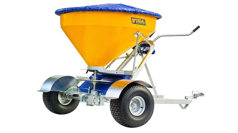 Vogal EX500 fertiliser spreader