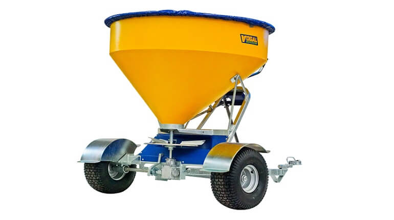 Vogal EX750 fertiliser spreader