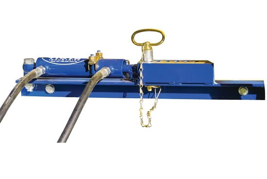 Hydraulic Actuator Kit for Vogal fertiliser spreaders