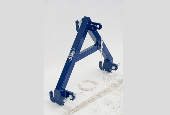 Vogal 3PL quick hitch