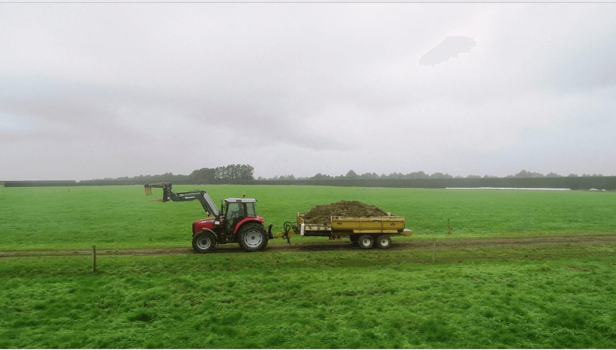 Rata's farm equipment range has silage-handling covered