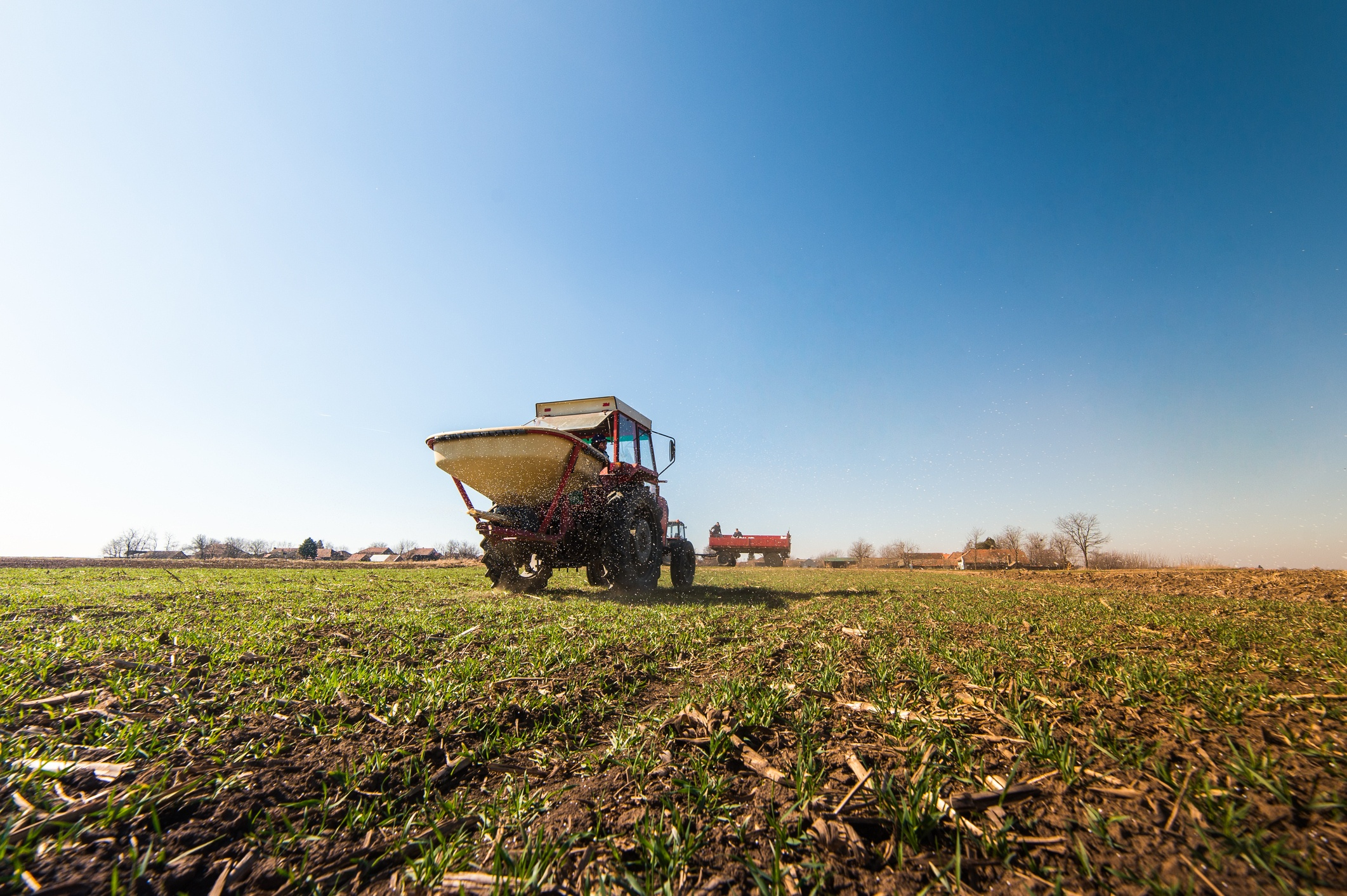 How to make the most of late winter nitrogen applications